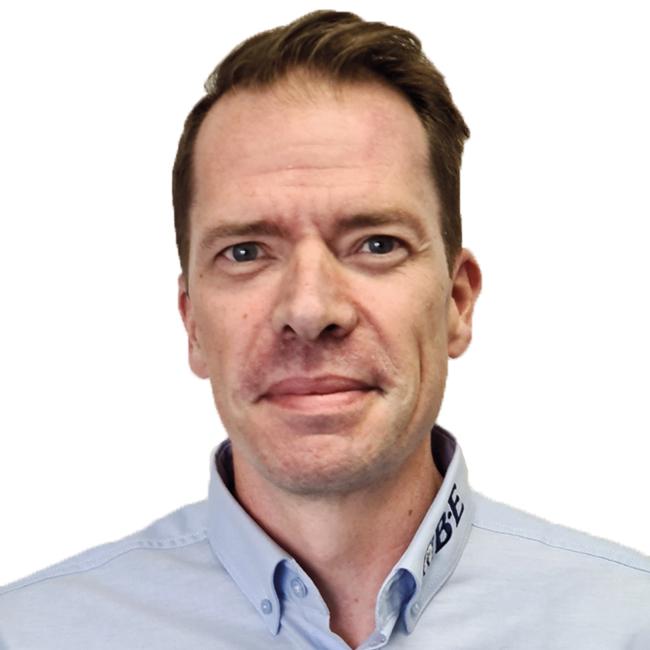 Mikael Ejgaard Knudsen